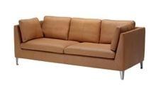 canapé cuir Ikea
