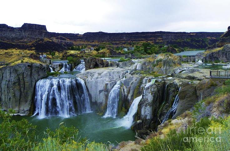 Shoshone Falls Southern Idaho Places I Ve Been Art