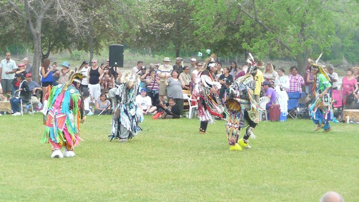 POWWOW competion among men and women Aboriginal day Live 2013 at The Forks Winnipeg Canada