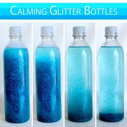 Calming Glitter Bottles