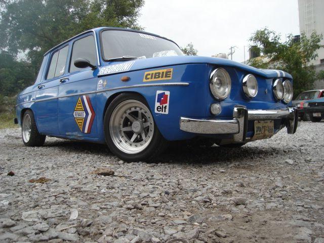 Renault 8S Gordini 1971