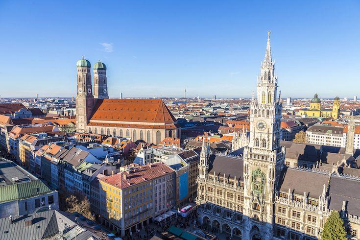 Deutsche Metropolstädte: So reagieren sie auf wachsende Bevölkerungszahlen. Bild: Shutterstock http://www.cash-online.de/immobilien/2017/metropolstaedte/361892 #Bevölkerungswachstum