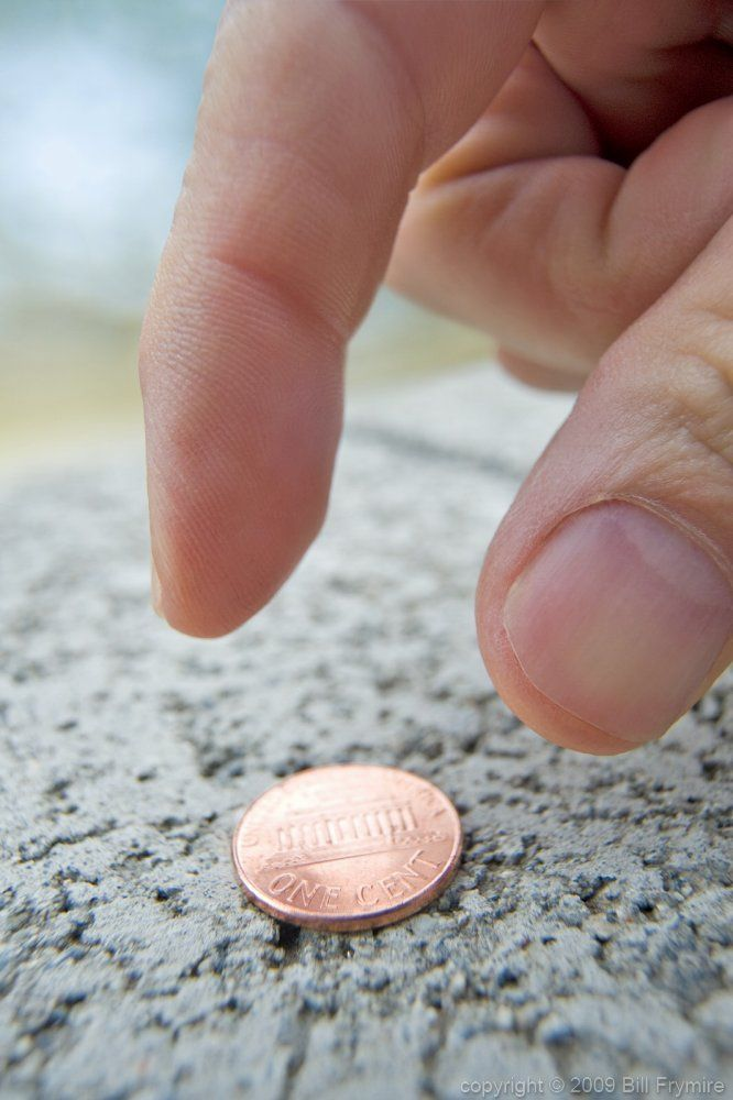 How To Have Good Luck when i find a penny with tails up i flip it over for someone else