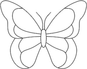 Perfect Butterfly Coloring Page 86 Butterfly Coloring Pages For