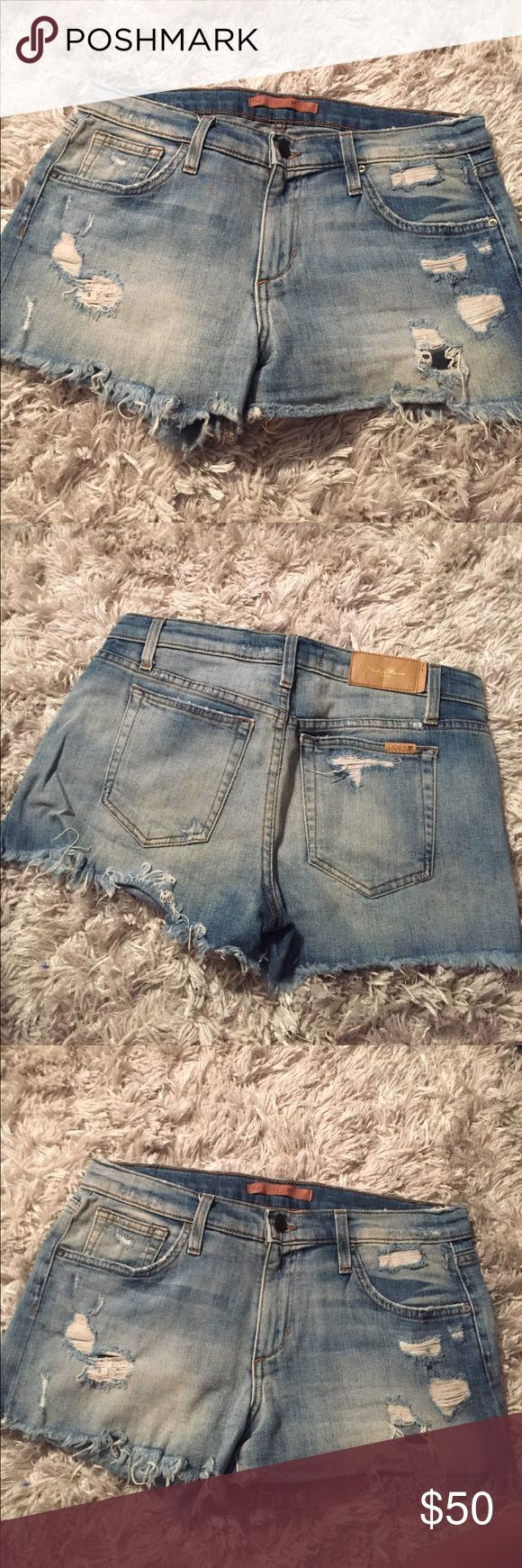 Joe's jeans  acid wash Jean shorts, size 26 Joe's jeans acid wash Jean shorts, size 26 Joe's Jeans Shorts Jean Shorts