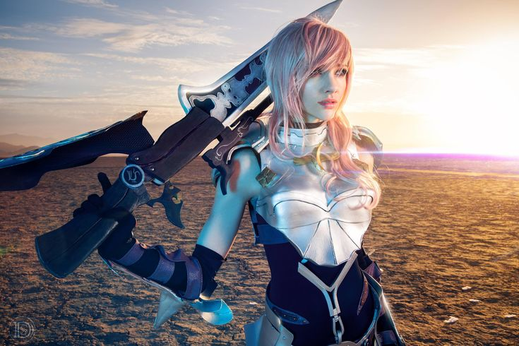 Lightening Cosplay