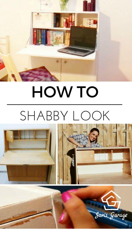 Shabby Chic Möbel Selber Machen: Wir Zeigen Dir Wie Einfach Es Geht. Shabby  Chic