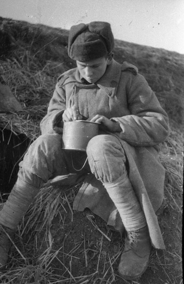 1943. Crimea. Sivash