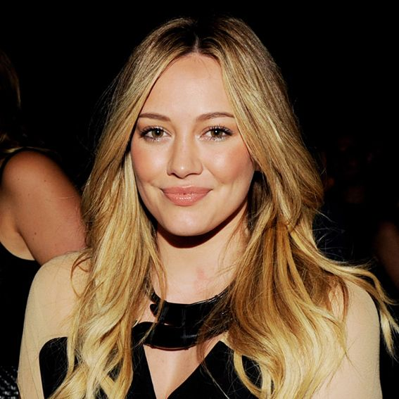 Hilary Duff's Changing Looks - 2012 from #InStyle
