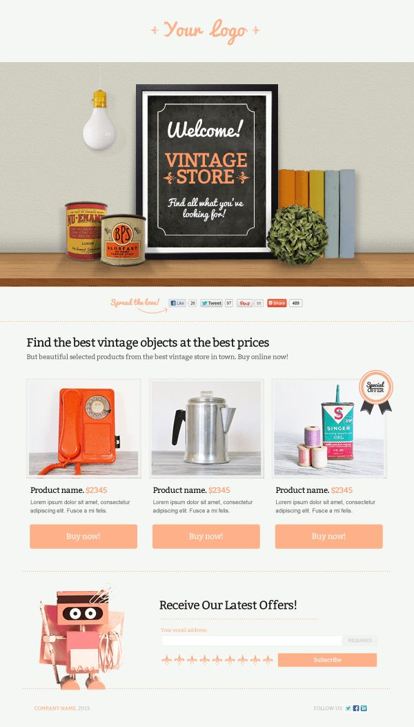 15 best Landing Pages images on Pinterest Landing, Landing pages - lpo template