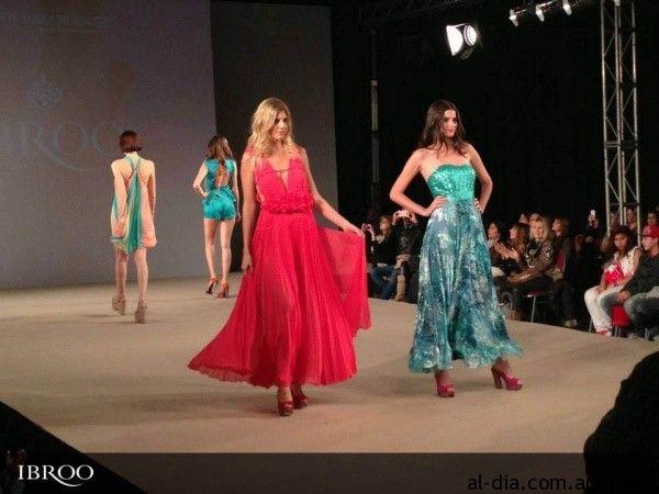Vestidos de Fiesta Ibroo Primavera verano 2014: Dresses Fiestas, Fiestas Ibroo, Dresses Couture, Pink Dresses Yachao