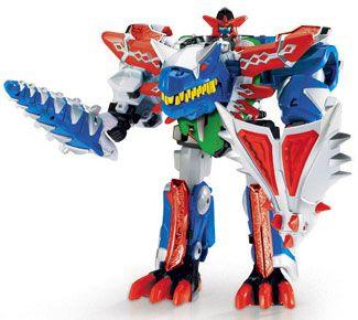 Power Rangers Dino Thunder Spring Toy Guide - Power Rangers Central