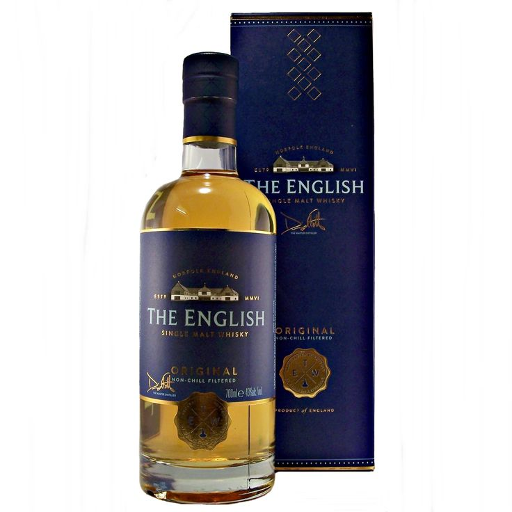 English Original Single Malt Whisky St George's Distillery available to buy online at specialist whisky shop whiskys.co.uk Stamford Bridge York