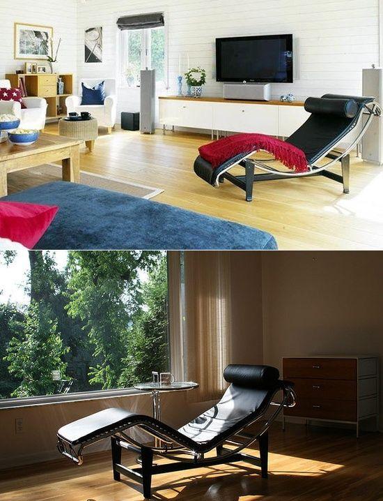 *Chez Long Le Corbusier En LaMuebleriaOnLine *Para Conocer Los Precios  Ingresar En: Www
