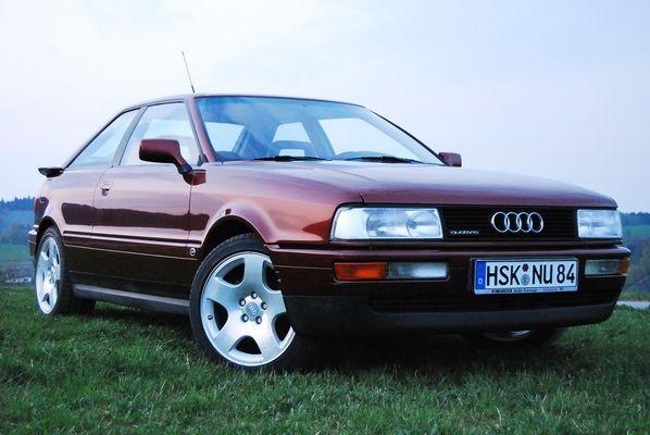 Audi Coupé Quattro 20V