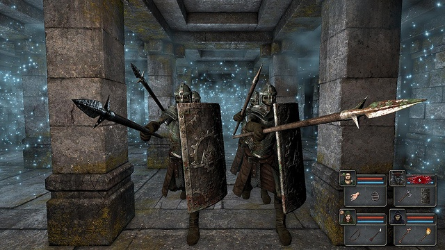 Legend of Grimrock, by Almost HumanIndie Games, Rampant Coyotes, Videos Games, Games News, Favorite Games, Games Blog, Games Site, Rampant Games, Grimrock Ii