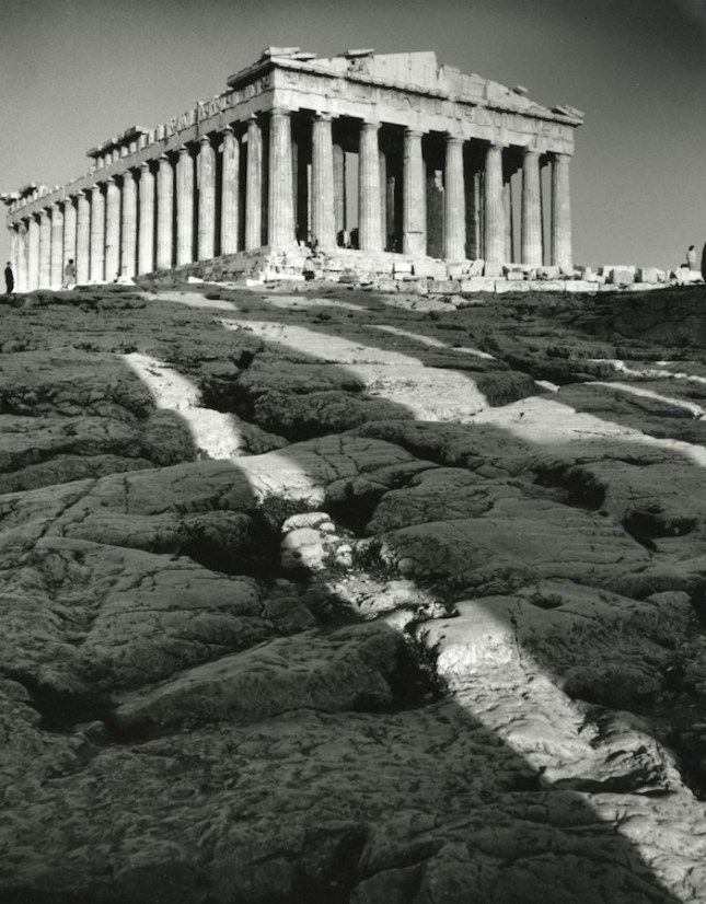 In 1960s he visited Greece and captured scenes from social events, everyday life, rural habits and Greek traditions. The photographs were mostly taken on the island of Skiathos with a few from his subsequent visits to Hydra and Athens.