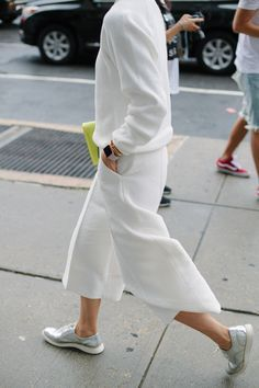 【スナップ】NYファッション・ウィーク真只中 おしゃれニューヨーカーをキャッチ! 65 / 278