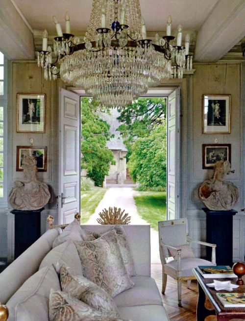 .French Interiors, Home Interiors, Dreams, The View, Interiors Design, Living Room, Home Design, Design Home, Design Offices