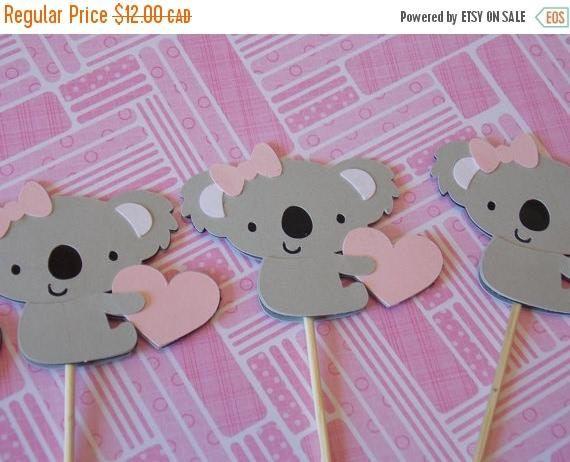 Check out this item in my Etsy shop https://www.etsy.com/ca/listing/239234214/koala-bear-koala-baby-shower-koala