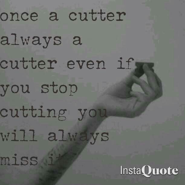 Depression Cutting Quotes: 937 Best Images About (SUICIDE) On Pinterest