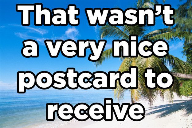 """My wife told me: """"Sex is better on holiday."""" 