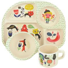 kids plate sets - Google Search  sc 1 st  Pinterest & 16 best Kid Plate Sets images on Pinterest | Plate sets Dining sets ...