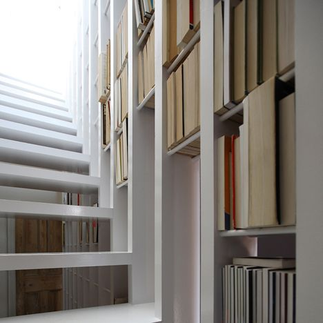 Stair Step Bookcase 43 best stairs images on pinterest | stairs, architecture and live