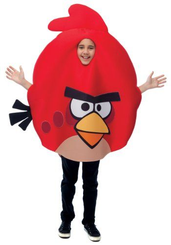 Rovio Angry Birds - Yellow Bird Child Costume #Rovio #Angry #Birds #Yellow #Bird #Child #Costume