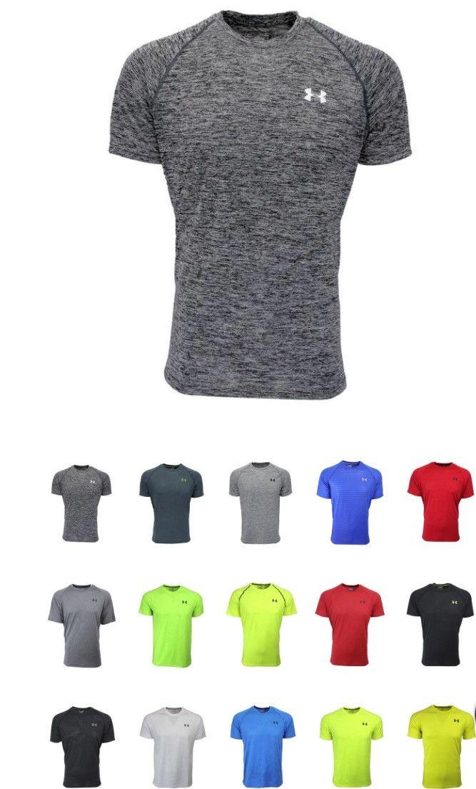 Under Armour Men's UA Tech Patterned T-Shirt (Size: XS-XL)