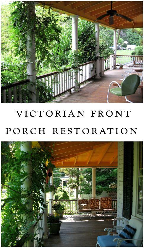 68 Best Images About Victorian Porches On Pinterest