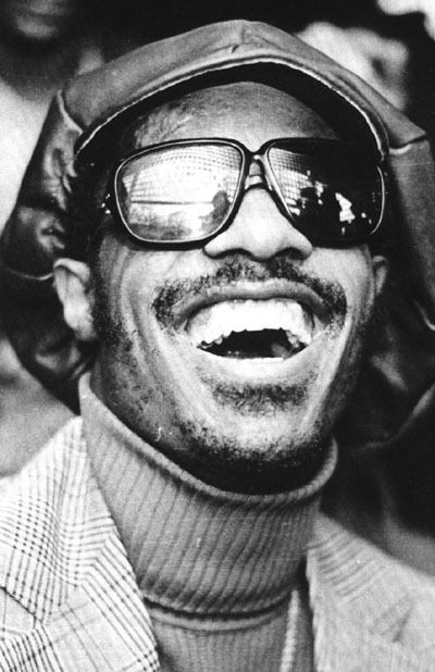 Stevie Wonder <~ The core of my musical being. Thank u mom for playing Songs In The Key of Life for me as a small child.