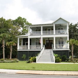 Pilings On Pinterest House Plans Plantation Homes And Front Porches
