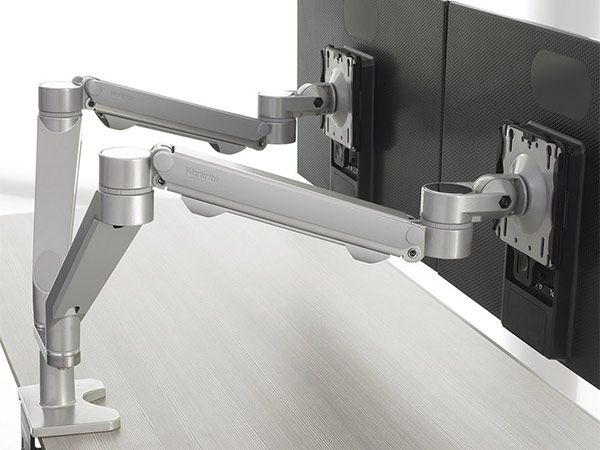 Workrite Ergonomics - Adjustable Monitor Mounts