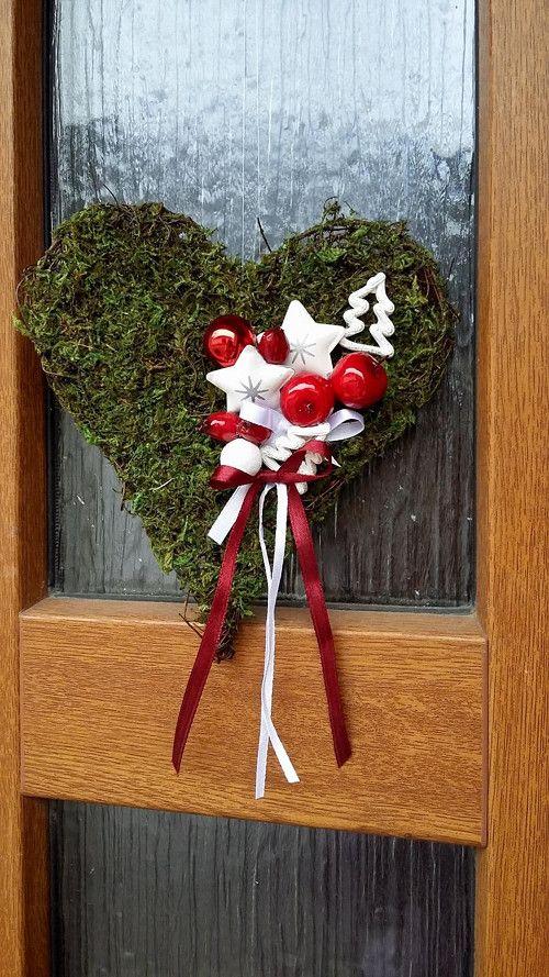 Vánoce mechové.. moje srdeční záležitost