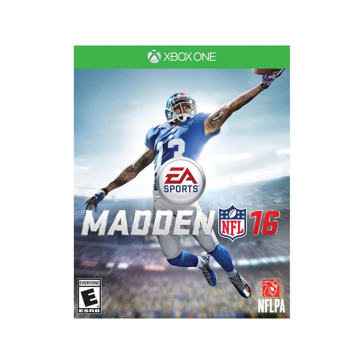Madden NFL 16 Pre-Owned Xbox One