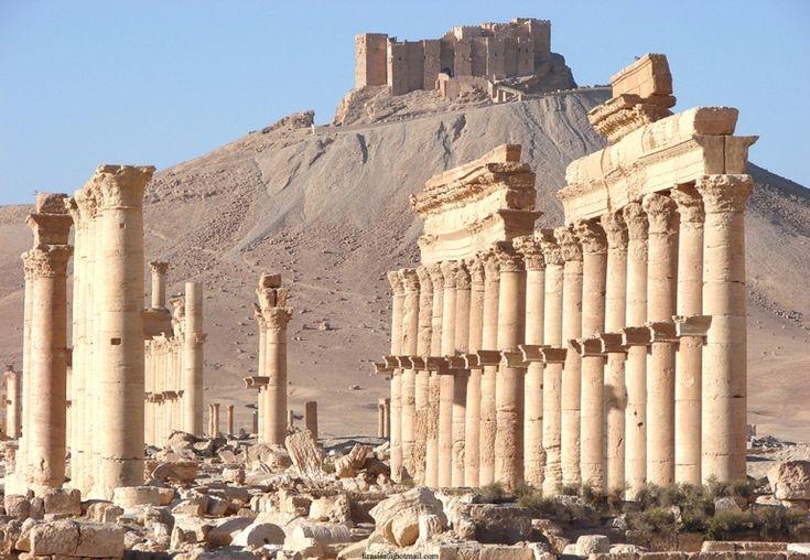 La Palmira di Odenato e di Zenobia