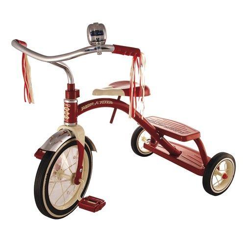 Vintage Radio Flyer Tricycle 83