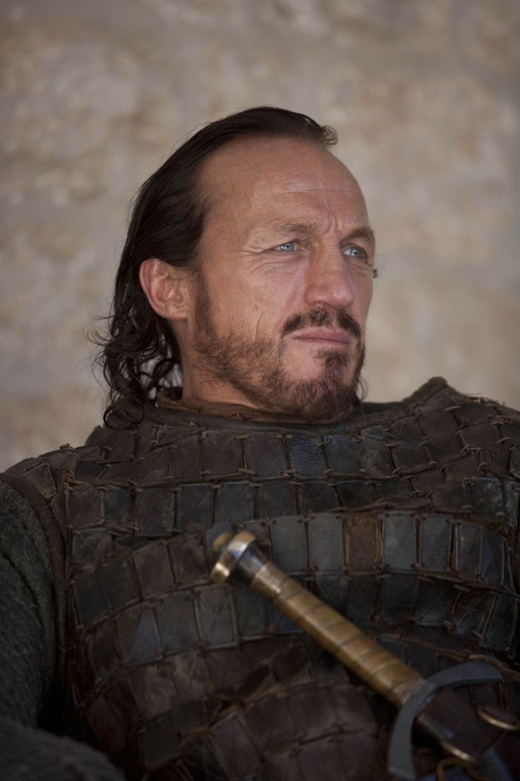 Bronn: There´s no cure for being a cunt.