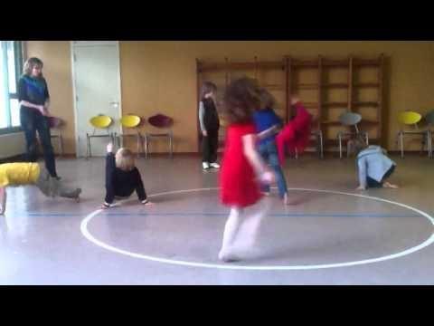 Cursus theater, spelen en zingen 3