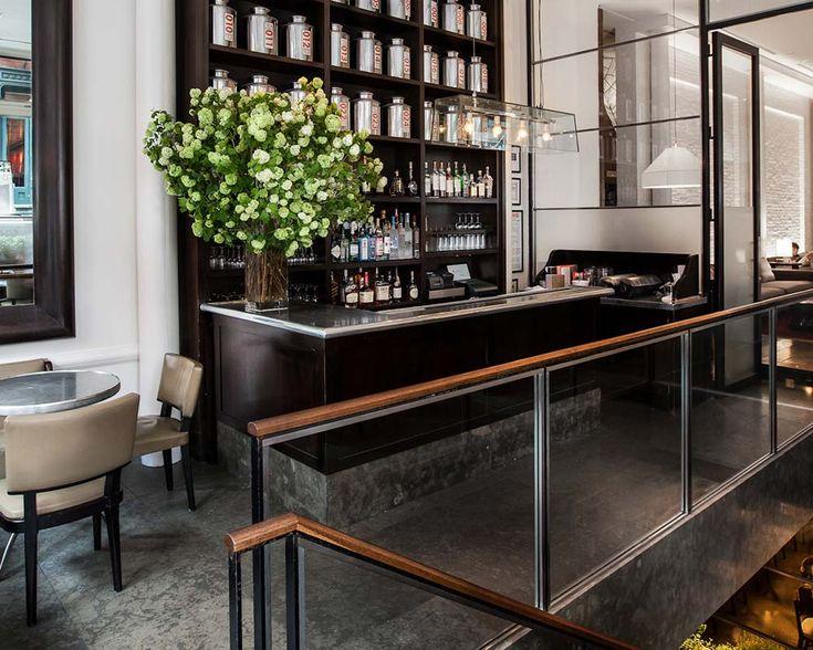 The Mercer Kitchen   Jean-Georges Restaurants New York