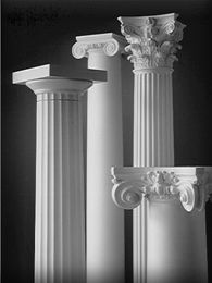 Best 25 column base ideas on pinterest landscape for Crown columns fiberglass