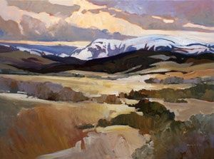 Brian Atyeo, a Canadian artist whose work I admire. I feel honoured to ...