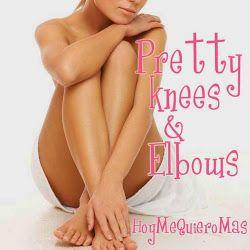 Cuida tus codos y rodillas. Tips para eliminar lo percudido y lucir hermosa.