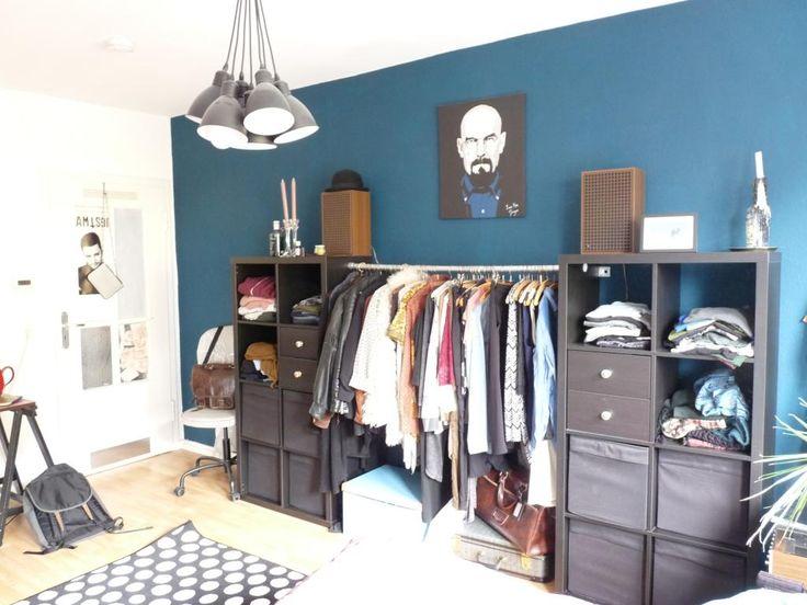 Great So toll und ordentlich kann ein selbst gebauter Kleiderschrank aussehen organisation aufbewahrung