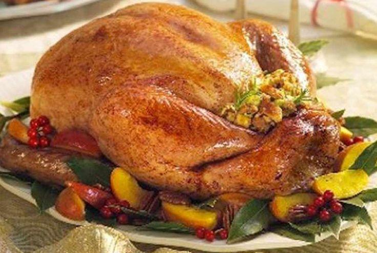 Κοτόπουλο Γεμιστό μέ κάστανα!  Πόσο απλό!!!