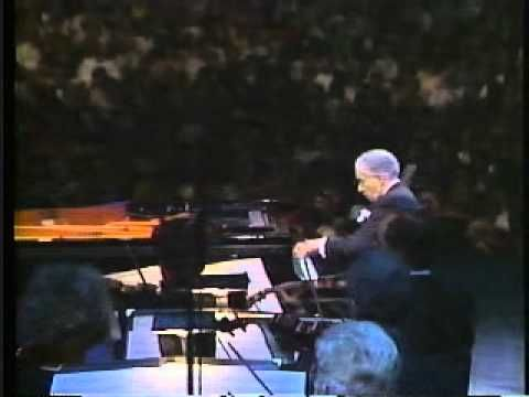 Debussy Clair De Lune - I'm sure there are better recordings, but hey... it's Victor Borge!  :0)