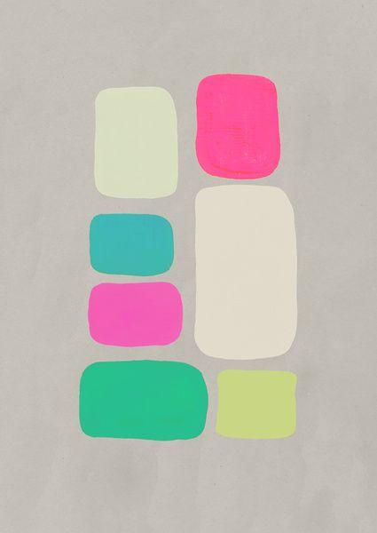 colour + pattern 2 by Georgiana Paraschiv