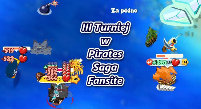 III Turniej w Pirates Saga Fansite http://wp.me/p2QwhS-Bl #piratessaga