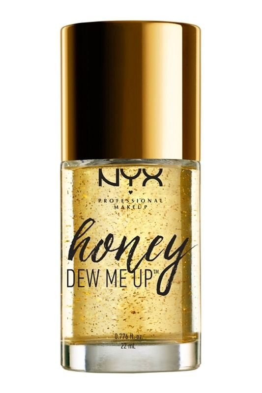 The Best-Selling Primer At Target Is Only $6, this NYZX honey dew me up primer provides a lasting glow and helps your foundation last all day long